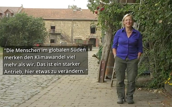 Statement Margarete Hinterlang