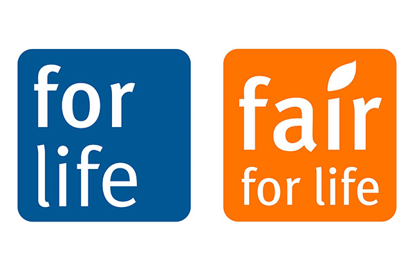 For Life / Fair For Life-Label