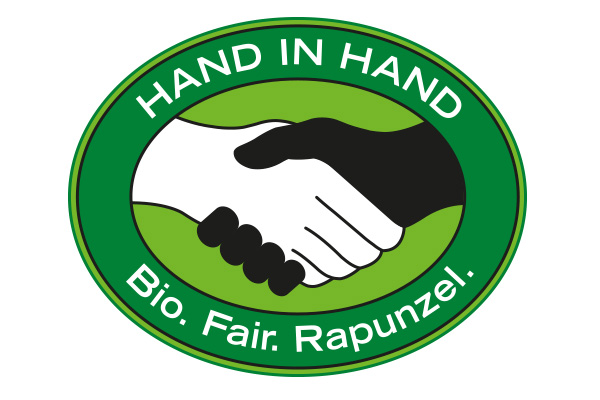 Hand-in-Hand-Label